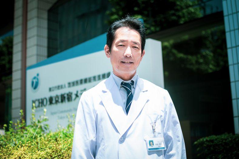 JCHO東京新宿メディカルセンター 関根信夫 病院長