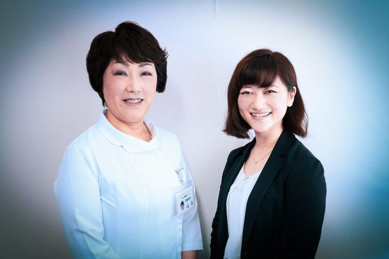 村山医療センター 佐藤千春 看護部長