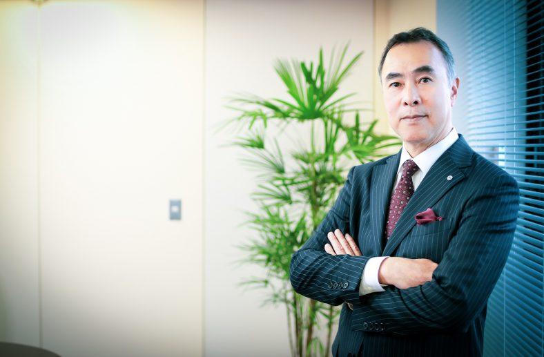 EAファーマ株式会社 松江裕二社長