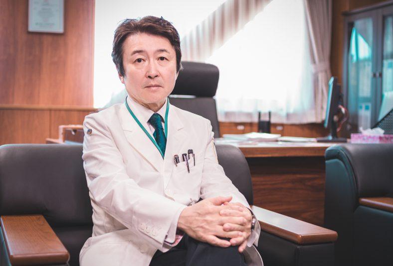 獨協医科大学病院 平田幸一 病院長