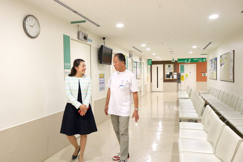 No.238 総合相模更生病院 松本豊 院長 前編:最善の医療を尽くすために