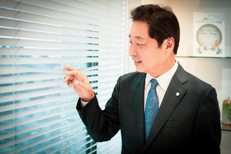 大幸薬品株式会社 柴田高 社長