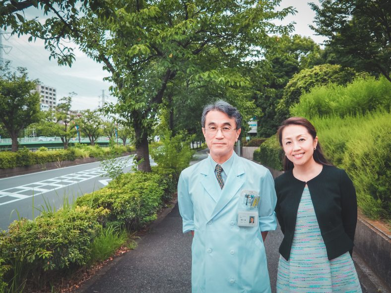 横浜労災病院 梅村敏 病院長