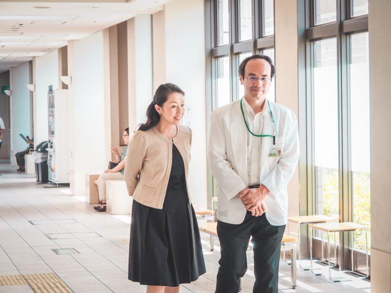 横浜市立大学附属市民総合医療センター 後藤隆久 病院長