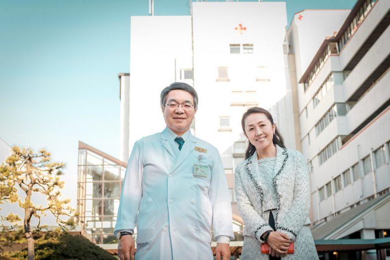 No.250 武蔵野赤十字病院 泉並木 院長 前編:まず、目の前の大事なことに取り組む