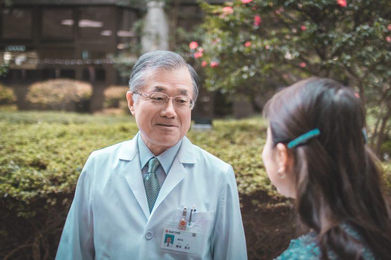 松山赤十字病院 横田英介 病院長