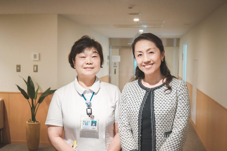 獨協医科大学埼玉医療センター 多田則子 看護部長