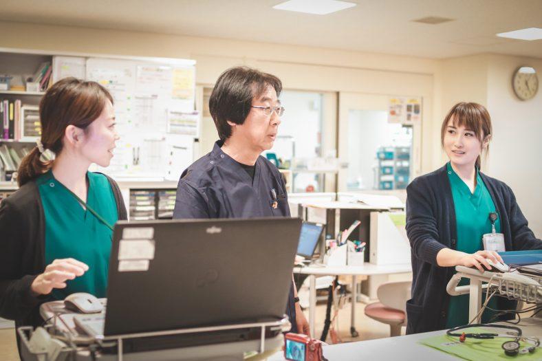 No.259 横浜南共済病院 長岡章平 院長 後編:看護師が中心にいて、チーム医療が回る