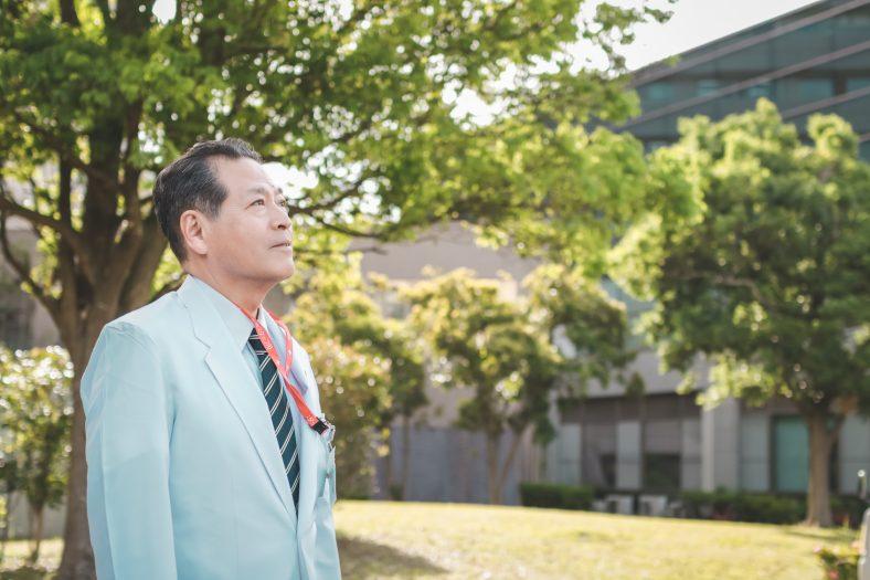 日本医科大学千葉北総病院 清野精彦 病院長