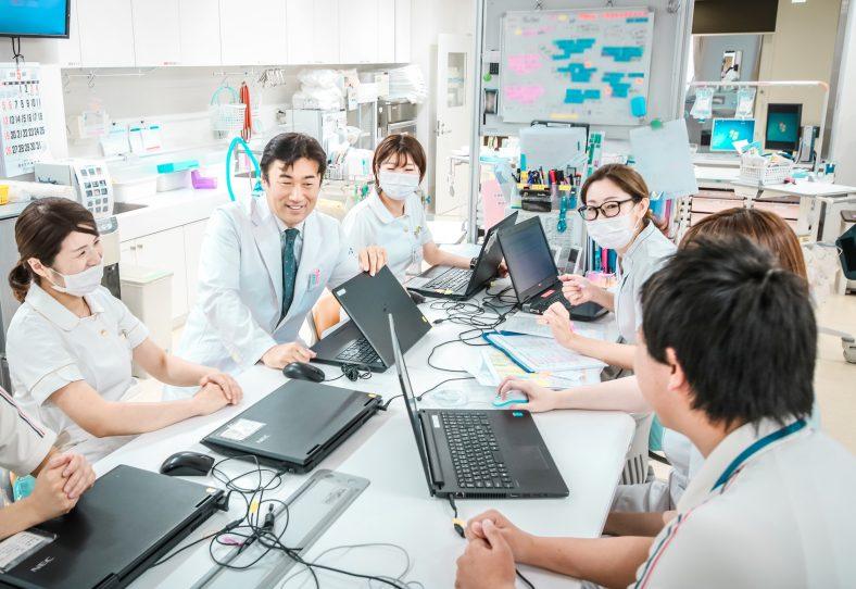 No.267 おゆみの中央病院 山下剛司 理事長・院長 後編:看護師として、医療のプロであり続けてほしい