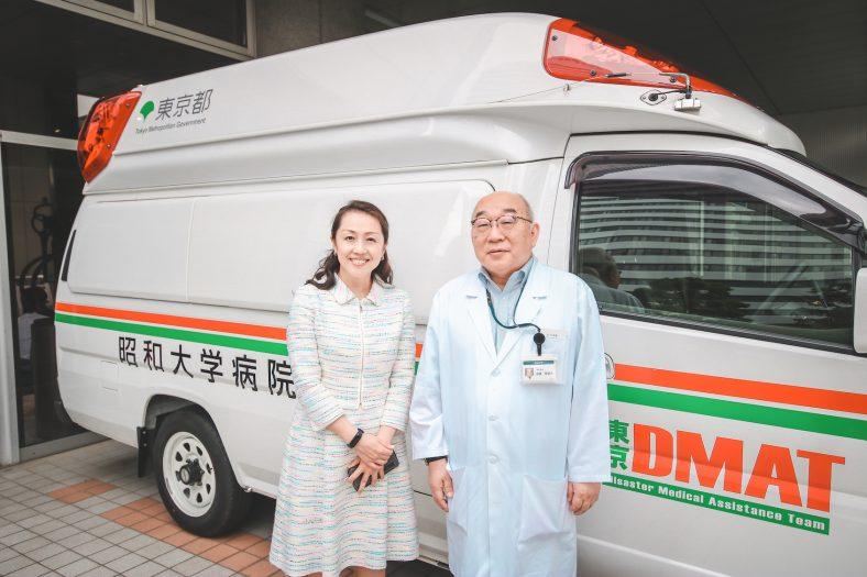 No.269 昭和大学病院 板橋家頭夫 元病院長後編:「来て良かった」と思える病院をめざして